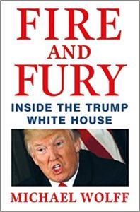 Fire and Fury: Inside the Trump WhiteHouse
